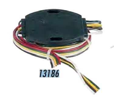 Picture of Husky Towing 13186 Tail Light Converter
