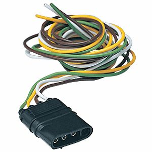 Picture of Husky Towing 13193 Trailer Wiring Connector