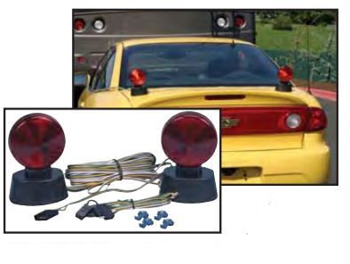 Picture of Husky Towing 17929 Towed Vehicle Light Kit