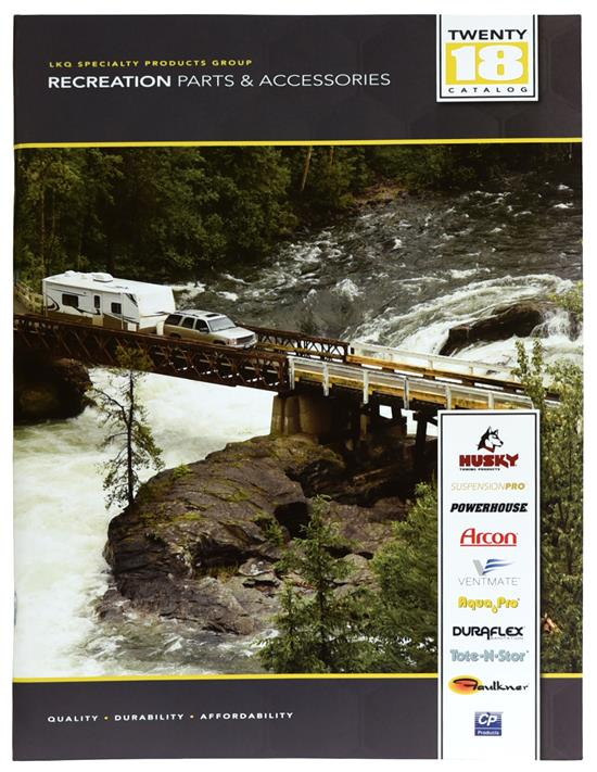Picture of Husky Towing 18rvpcat20 Catalog
