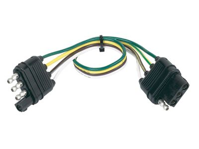 Picture of Husky Towing 30280 Trailer Wiring Connector Extension