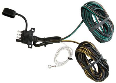 Picture of Husky Towing 30496 Trailer Wiring Connector