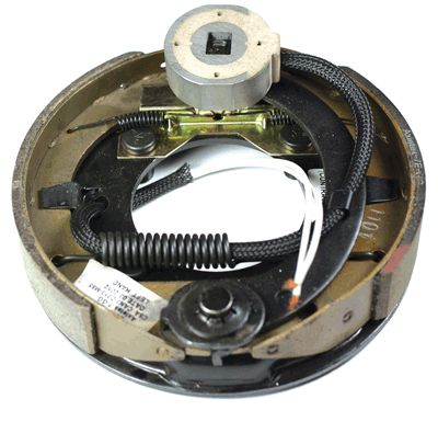 Picture of Husky Towing 30789 Trailer Brake Assembly