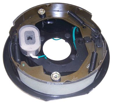 Picture of Husky Towing 30794 Trailer Brake Assembly