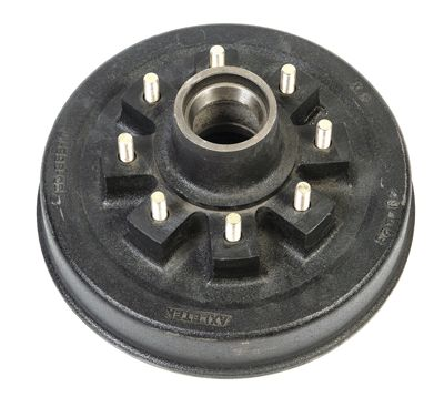 Picture of Husky Towing 30802 Trailer Brake Hub Assembly