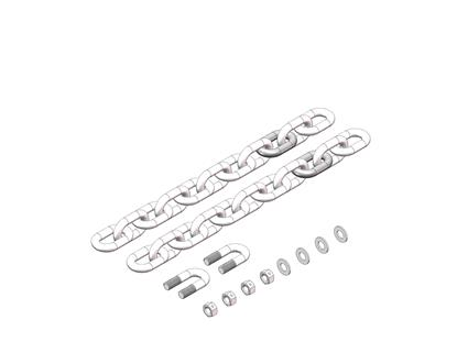 Picture of Husky Towing 31526 Weight Distribution Hitch Lift Chain