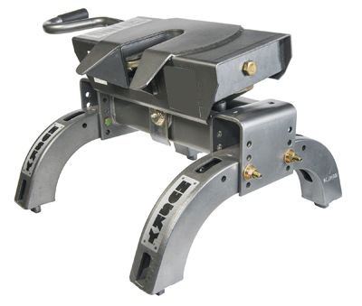 Picture of Husky Towing 31668kit Fifth Wheel Trailer Hitch
