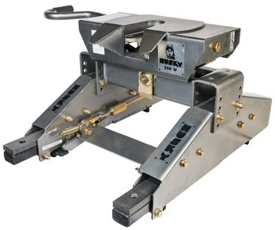Picture of Husky Towing 31690kit Fifth Wheel Trailer Hitch