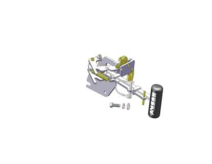 Picture of Husky Towing 31751 Fifth Wheel Trailer Hitch Handle