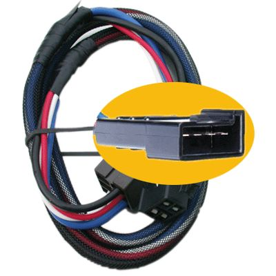Picture of Husky Towing 31871 Trailer Brake System Connector/ Harness