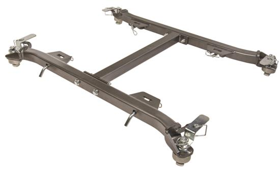 Picture of Husky Towing 33009 Fifth Wheel Trailer Hitch Rail Adapter