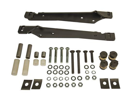 Picture of Husky Towing 33094 Fifth Wheel Trailer Hitch Mount Kit
