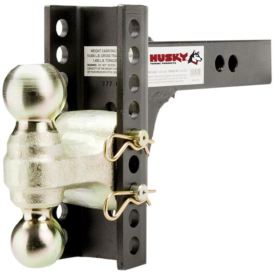 Picture of Husky Towing 33104 Trailer Hitch Ball Mount