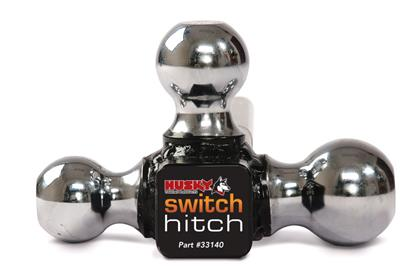 Picture of Husky Towing 33140 Trailer Hitch Ball Mount
