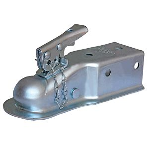 Picture of Husky Towing 87076 Trailer Coupler
