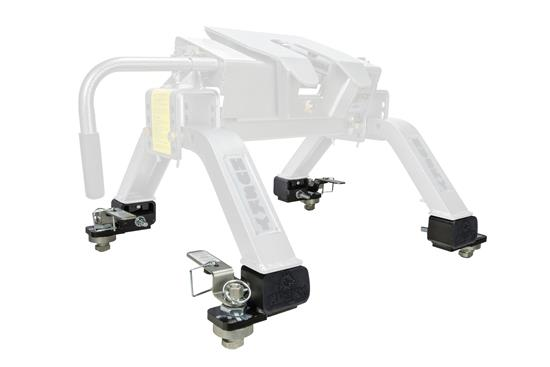 Picture of Husky Towing 33056 Fifth Wheel Trailer Hitch Mount Kit