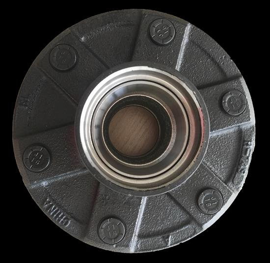 Picture of Husky Towing 33087 Trailer Brake Hub Assembly