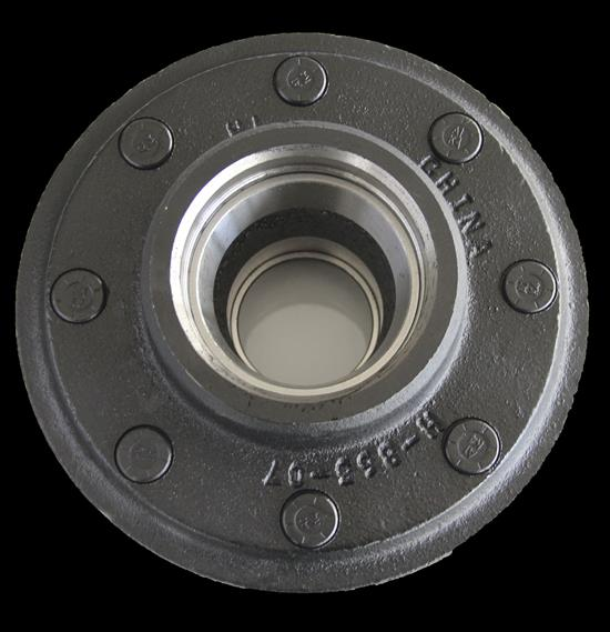 Picture of Husky Towing 33091 Trailer Brake Hub Assembly