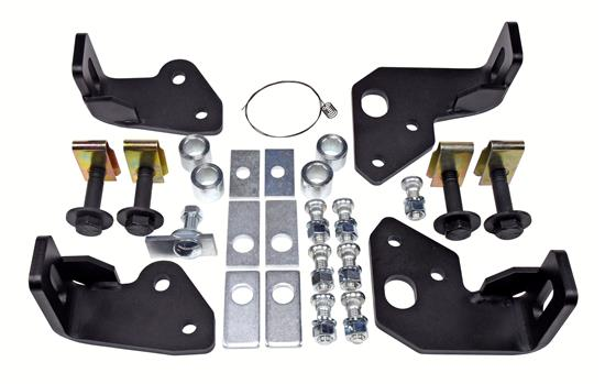 Picture of Husky Towing 33139 Fifth Wheel Trailer Hitch Mount Kit